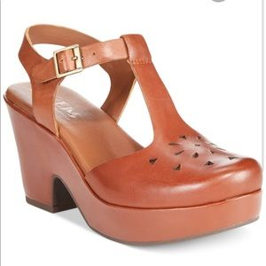 Korks by kork ease Tyla Mary Janes size 36.5